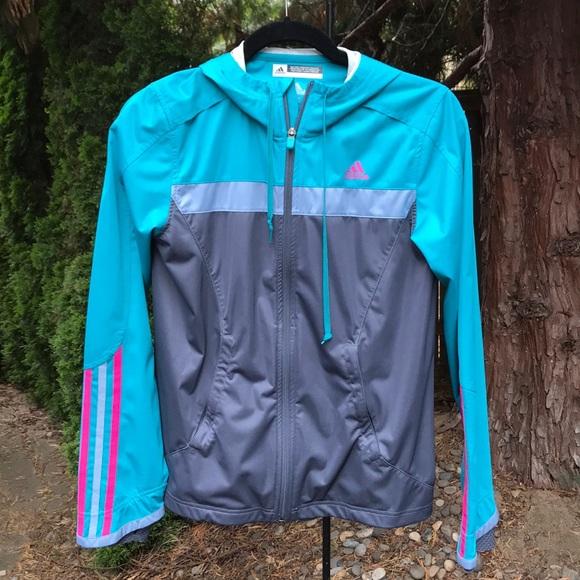Adidas Climaproof Marathon 10 Running Jacket